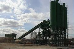 ALQUEZAR Plantas de hormigón horizontales