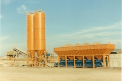 ALQUEZAR  Plantas de estacionarias Grava y Cemento