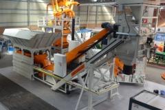 ALQUEZAR plantas moviles de hormigón telescópicas automontantes
