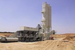 ALQUEZAR  Plantas móviles de Grava y Cemento
