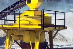 ALQUEZAR Plantas Trituradoras de impacto de eje vertical áridos
